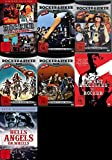 14 Filme Rocker & Biker Mega Collection HELLS ANGELS - DIE ENGEL DES TODES on Wheels DVD Limited Edition