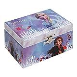 Widdop Bingham Boîte à bijoux musicale Disney La Reine des