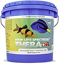 New Life Spectrum NAT Thera-A Reg 2200g Fish Food