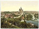 Photo Limburg Hesse Nassau A4 10x8 Poster Print