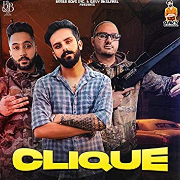 Clique (feat. Jo1 Gill & Prabh Aujla)