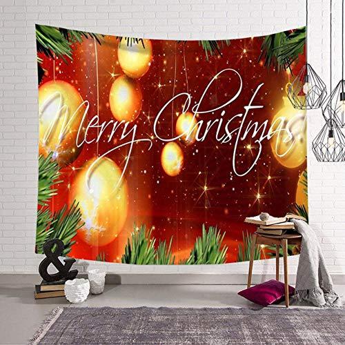 Weihnachten Tapisserie Schlafzimmer Wohnzimmer Tapisserie Home Decoration Weihnachtsmütze Weihnachten Neujahr