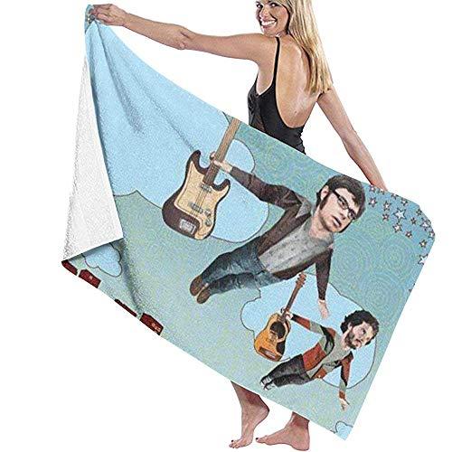 Flug der Akkorde Die Elemente Weiches, leichtes Absorptionsmittel für das Bad Schwimmbad Yoga Pilates Picknickdecke Handtücher 80x130cm