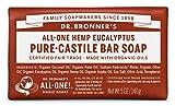 Dr Bronners Seife Eukalyptus - 140g