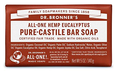 Savon a l'eucalyptus bio - 140g