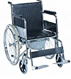 Mede Move Wheel chair with Commode