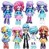 CHOCHO AliExpress Monster High School Elf College 9 Pony Dog Girl Zombie Ghost Doll Decoración Muñeca Hecha a Mano