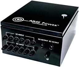 Aims Power 6 String Solar Array Combiner Box 120A 200Vdc 6 Inputs 20KW – Prewired
