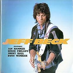 [コンサートパンフレット]SUNTORY BEER SOUND MARKET '86 JEFF BECK ジェフ・ベック[1986年LIVE TOUR]