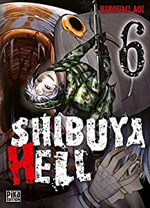 Shibuya Hell Edition simple Tome 6