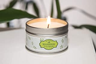 Massage Oil Candles Scented Wax, 100% Eco-Friendly Organic, Soy Candle And Vegetable Oil, Massage Candle 2.5 oz