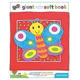Galt Toys- Libro de Actividades, Multicolor, 25 x25 cm