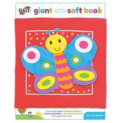 Galt Toys- Libro de Actividades, Multicolor, 25 x25 cm (A116