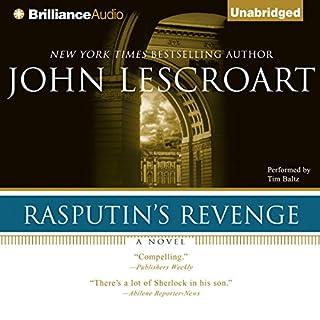 Rasputin's Revenge cover art