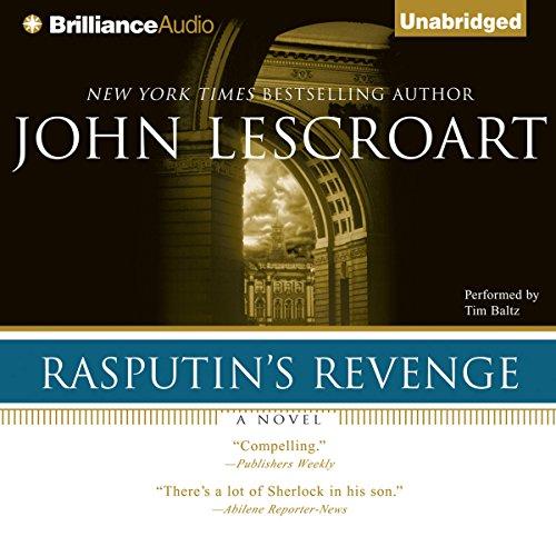 Rasputin's Revenge audiobook cover art