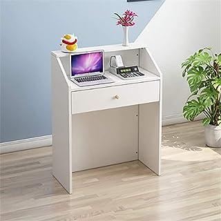 Yhjkvl Bureau Secrétaire Boutique Small Business Cash Register Stand avec comptoirs Comptoir de réception de la réception ...