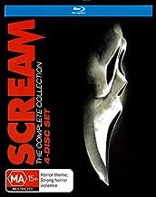 Scream Collection Scream / Scream 2 / Scream 3 / Scream 4 Blu-ray