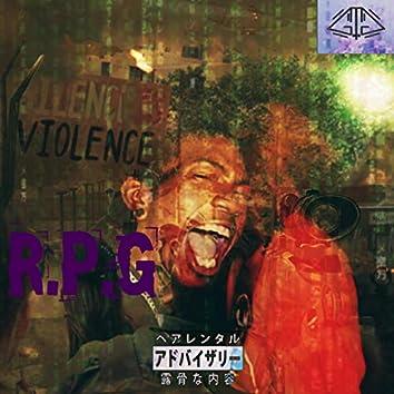 R.P.G (Rage Punk Games)