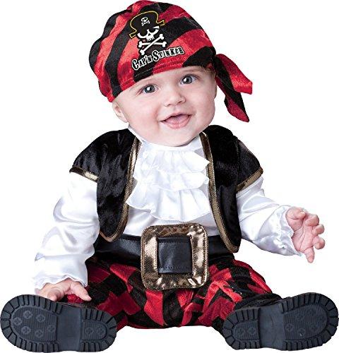 Déguisement Pirate pour Bébé - Classique 6 à 12 Mois