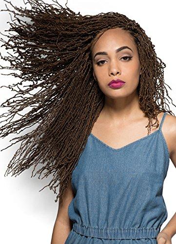 """Bobbi Boss 100% Premium Fiber Hair Micro Locs 14"""" - BMCRLC-14 (27)"""