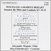Mozart: Sechs Sonaten Fuer Flo