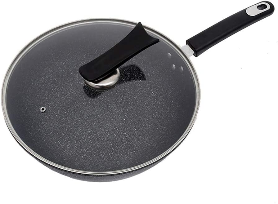 Teerwere Frying pan 32cm Stone Ranking TOP8 Pan Non-Stick Minneapolis Mall Wok Cooke Household