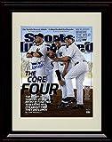 Framed Derek Jeter - Sports Illustrated The Core...