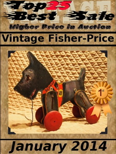 Top25 Best Sale - Higher Price in Auction - Vintage Fisher-Price (English...