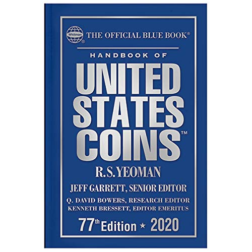 A Hand Book of United States Coins 2020 (Handbook of United States Coins Blue Book (Cloth))
