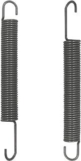 Cancanle - Extensión de Resorte para cortacésped MTD 932-0611 (2 Unidades)