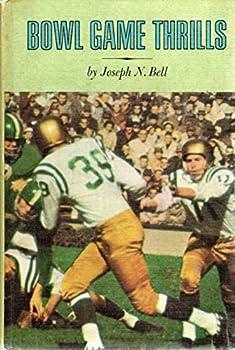 Hardcover Bowl Game Thrills Book