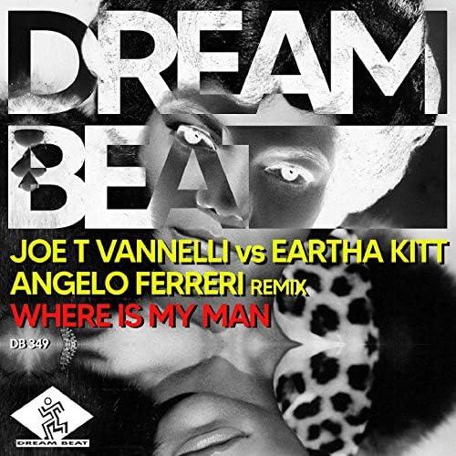 Joe T Vannelli feat. Eartha Kitt