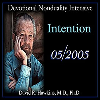 Devotional Nonduality Intensive: Intention audiobook cover art