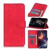 ROVLAK Hülle für ZTE Axon 11 SE 5G Wallet Flip Case mit