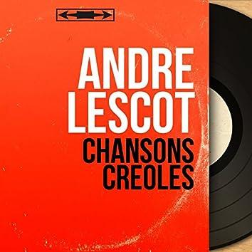 Chansons créoles (feat. Roger Bourdin et son orchestre) [Mono Version]