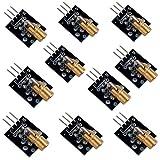 DIYmall Laser Transmitter Module forArduino (Pack of 10pcs)