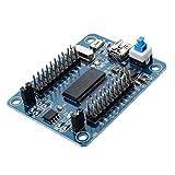 SODIAL(R) SODIAL(R)開発ボードUSB2.0 EZ-USB FX2LP CY7C68013A