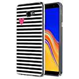 Samsung Galaxy J4 Plus Case, ZhuoFan Phone Case Transparent