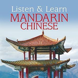 Listen & Learn Mandarin Chinese cover art