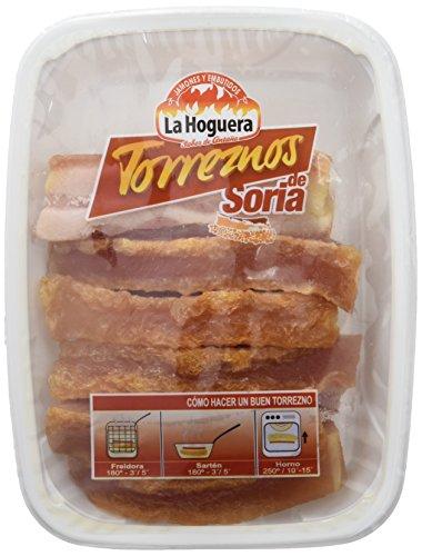 La Hoguera Torrezno - Paquete de 9 x 215 gr,