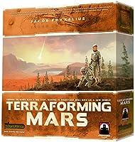 Stronghold Games STG06005 Terraforming Mars - Juego de Estrategia Familiar (en inglés)