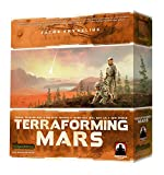 Indie Boards and Cards Terraforming Mars Board Game, Multicolor (6005SG)
