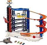 Hot Wheels - Super Ultimate Garage, Parking de Coches de Juguete Niños +5 Años (Mattel FML03) , color/modelo surtido