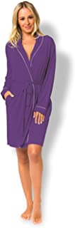 Best bamboo robe womens Reviews
