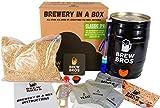 Cervecería en una caja - Classic IPA | Kit de fabricación de cerveza reutilizable de grano