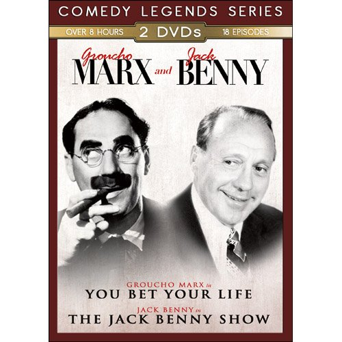 You Bet Your Life (2 DVDs)