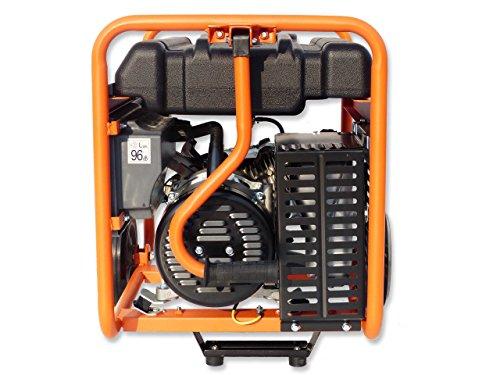 KnappWulf Stromerzeuger KW3400 1-phase 230V - 3