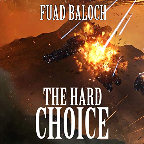 The Hard Choice audiobook cover art