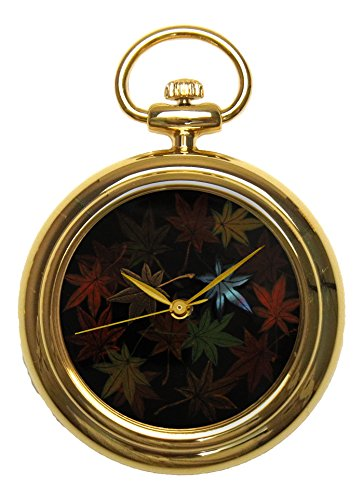 Urushi Maki-e Joga - Reloj de Bolsillo (Arce 4