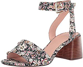 J.Crew Women's Penny Sandal in Liberty¿ Floral with Jewels